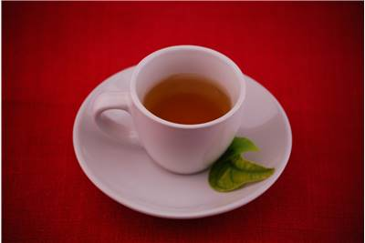 Green tea caffeine content